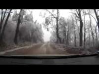 Bulgaria: la foresta degli spettri... di ghiaccio!