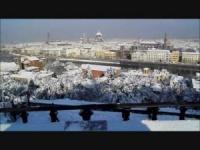 Dopo la grande nevicata... fantastici panorami fiorentini