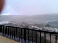 Neve a Malta! Il Video che certifica l'evento!