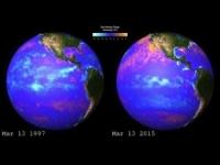 El Nino 1997 vs 2015