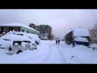 Rifacciamoci gli occhi: la grande nevicata di Batumi