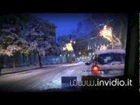 Roma 4 anni fa con la neve, le immagini più belle