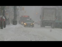 La tempesta di neve record in Canada, il VIDEO da Ottawa