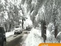 Marocco, forti nevicate