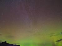 Spettacolare timelapse dell'aurora boreale in Islanda