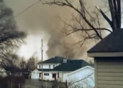 Incredibile serie di tornado: la potenza devastante della natura