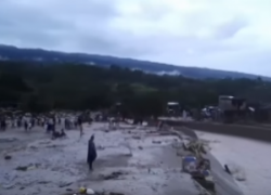 Colombia: Mocoa rasa al suolo da acqua e fango. Immagini apocalittiche
