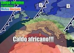 immagine notizia meteo italia sino 11 aprile con alta pressione