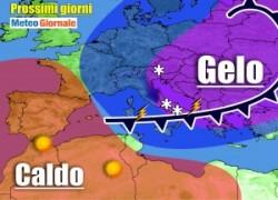 immagine notizia meteo italia freddo e neve a quote basse verso il centro sud poi novit