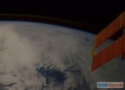 immagine notizia meteorite vista dalla navicella spaziale video