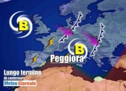 immagine notizia meteo 15 giorni caldo sino ferragosto poi rischio burrasca
