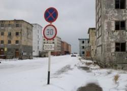 immagine notizia meteo destate sotto la neve sulle coste della siberia