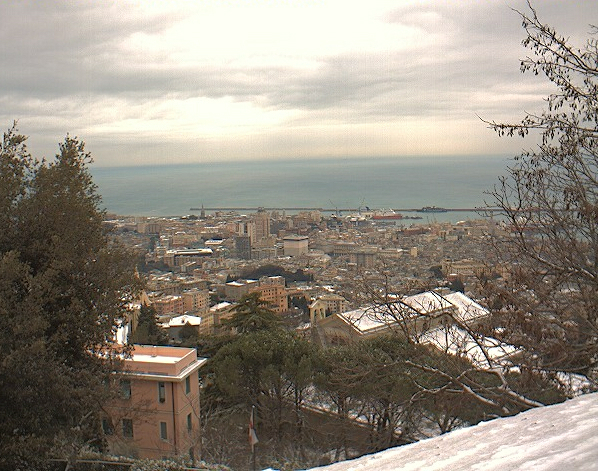 immagine 1 del capitolo 1 del reportage neve su parte del centro nord arretra il freddo domani incombe aria piu mite