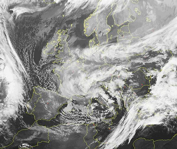 immagine 1 del capitolo 1 del reportage gelo tiene sotto scacco l europa aria piu fredda artica affluisce sull italia