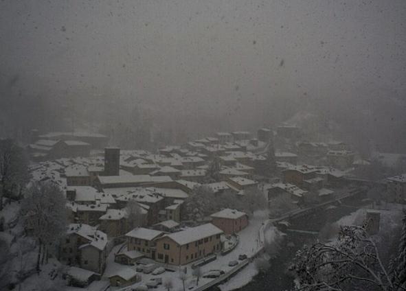 immagine 4 del capitolo 1 del reportage gelo tiene sotto scacco l europa aria piu fredda artica affluisce sull italia