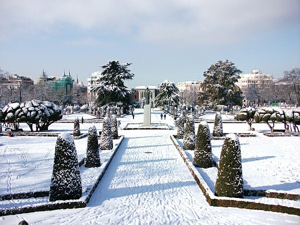 immagine 2 del capitolo 1 del reportage inverno stupendo sull ovest europa altre nevicate ma gelo in attenuazione