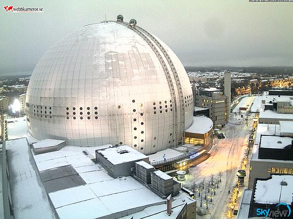 immagine 1 del capitolo 1 del reportage scandinavia addolcimento termico a braccetto con la neve