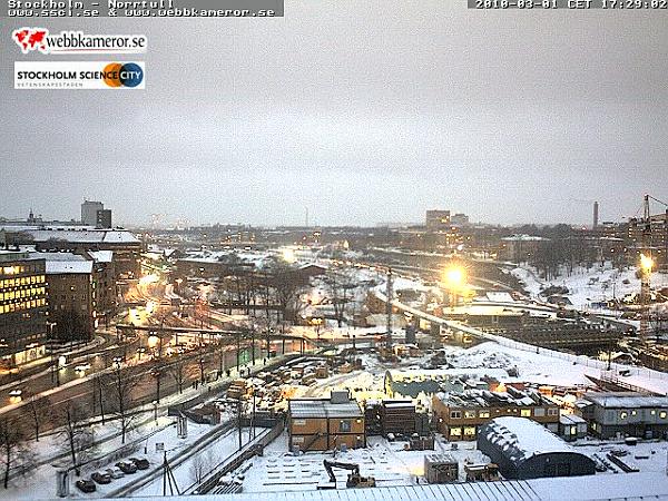 immagine 2 del capitolo 1 del reportage scandinavia addolcimento termico a braccetto con la neve