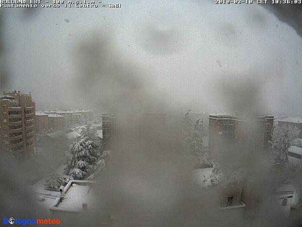 immagine 1 del capitolo 1 del reportage maltempo super nord sotto bufere di neve la bora sferza trieste