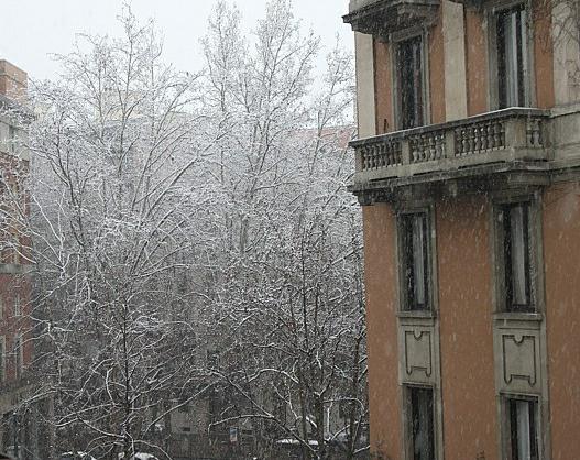 immagine 5 del capitolo 1 del reportage maltempo super nord sotto bufere di neve la bora sferza trieste