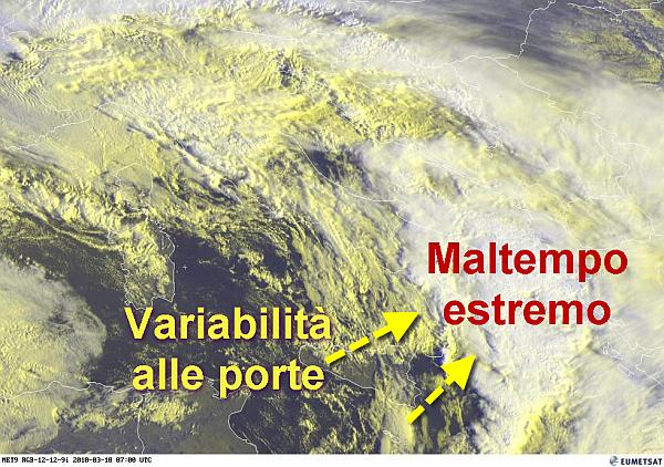 immagine 1 del capitolo 1 del reportage la furia delle piogge nubifragi estremi esondazioni di fiumi e torrenti