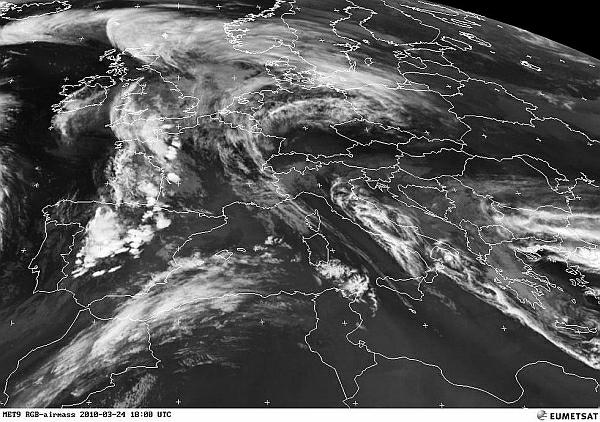 immagine 1 del capitolo 1 del reportage clima gradevole su gran parte d europa avanza una depressione da ovest