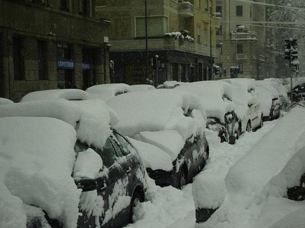 immagine 3 del capitolo 1 del reportage befana davvero speciale calza piena di neve