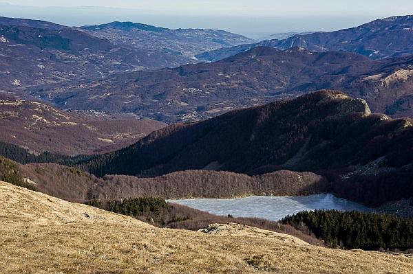 immagine 2 del capitolo 1 del reportage niente neve scenari desolanti dai monti emiliani