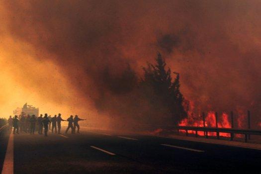 immagine articolo incendi italia grecia e spagna devastate dal fuoco