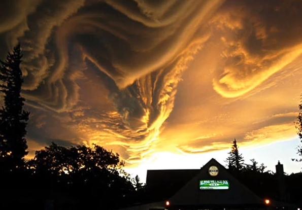immagine 2 del capitolo 1 del reportage undulatus asperatus classificata nuovo tipo di nube