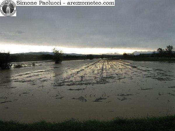 immagine 2 del capitolo 1 del reportage piogge alluvionali toscana oltre 350 millimetri in 24 ore