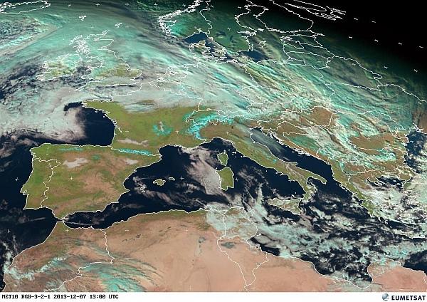 immagine 1 del capitolo 1 del reportage italia sfiorata da aria piu fresca ma tempesta xaver lontana