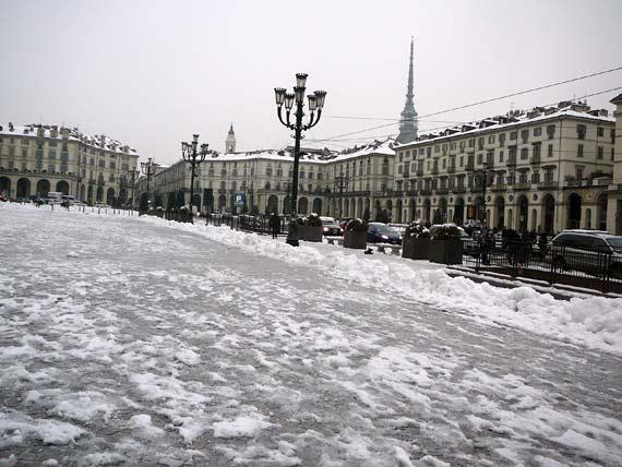 Torino e piemonte previsioni di neve - Mercatini piemonte oggi ...