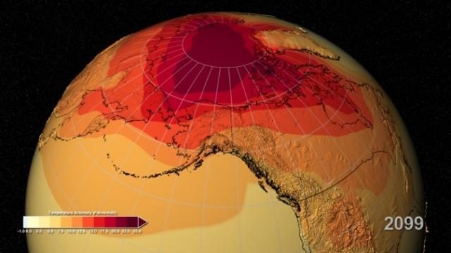 Il riscaldamento globale è destinato ad intensificarsi
