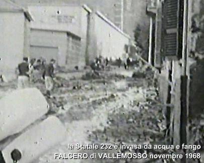 immagine 3 del capitolo 4 del reportage biellese la catastrofica alluvione del novembre 1968