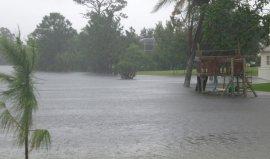 immagine articolo florida piogge torrenziali al passaggio di fay