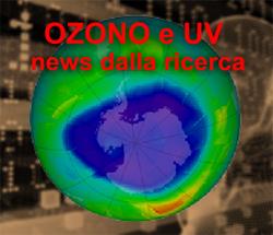 immagine articolo radiazione uv modificata dallo strato dozono quali prospettive