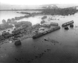 seconda immagine articolo 1 febbraio 1953 il watersnoodramp devasta lolanda e uccide oltre 1800 persone