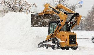 immagine articolo oklahoma e arkansas gran neve e gelo record