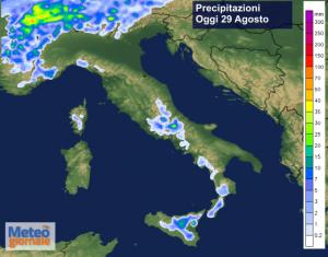 immagine news nuova-sferzata-di-pioggia-per-alpi-e-prealpi-caldo-meno-intenso-al-centro-e-sud