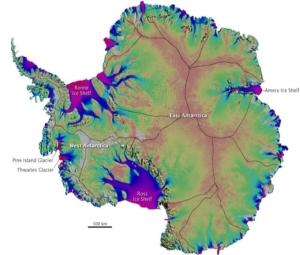 immagine news ghiaccio-antartico-la-fusione-innalzerebbe-il-livello-degli-oceani-di-3-4-metri