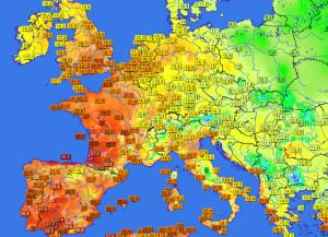 immagine news pazza-fine-ottobre-francia-e-spagna-30-gradi-londra-23-gradi