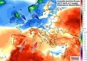 immagine news clima-ultimi-7-giorni-forno-africano-mezza-europa-al-freddo