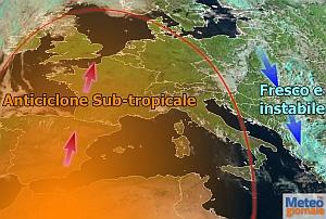 immagine news caldo-africano-in-europa-oltre-40-gradi-in-francia