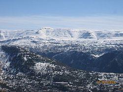 immagine articolo clima e neve in libano