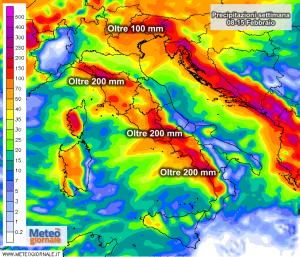 immagine news sara-una-settimana-di-super-maltempo-in-molte-regioni-piogge-e-neve-a-go-go