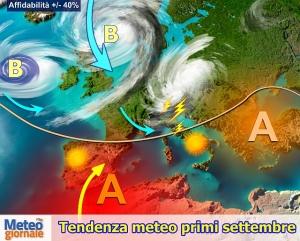 immagine news estate-non-molla-novita-meteo-inizio-settembre-ultimissime