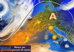 immagine news sole-caldo-primavera-weekend-cambia-tutto-meteo-peggiora