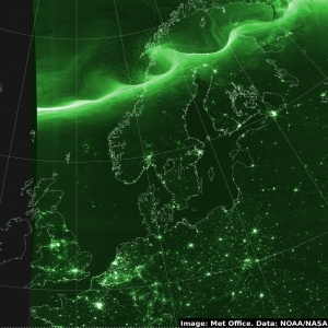 immagine news enorme-luminescenza-catturata-da-satellite-nord-europa