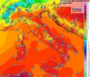 immagine news fiammata-di-caldo-africano-sul-centro-sud-picchi-30-gradi